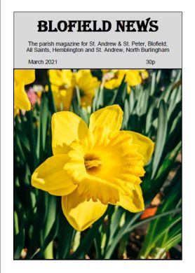 March Blofield News cover